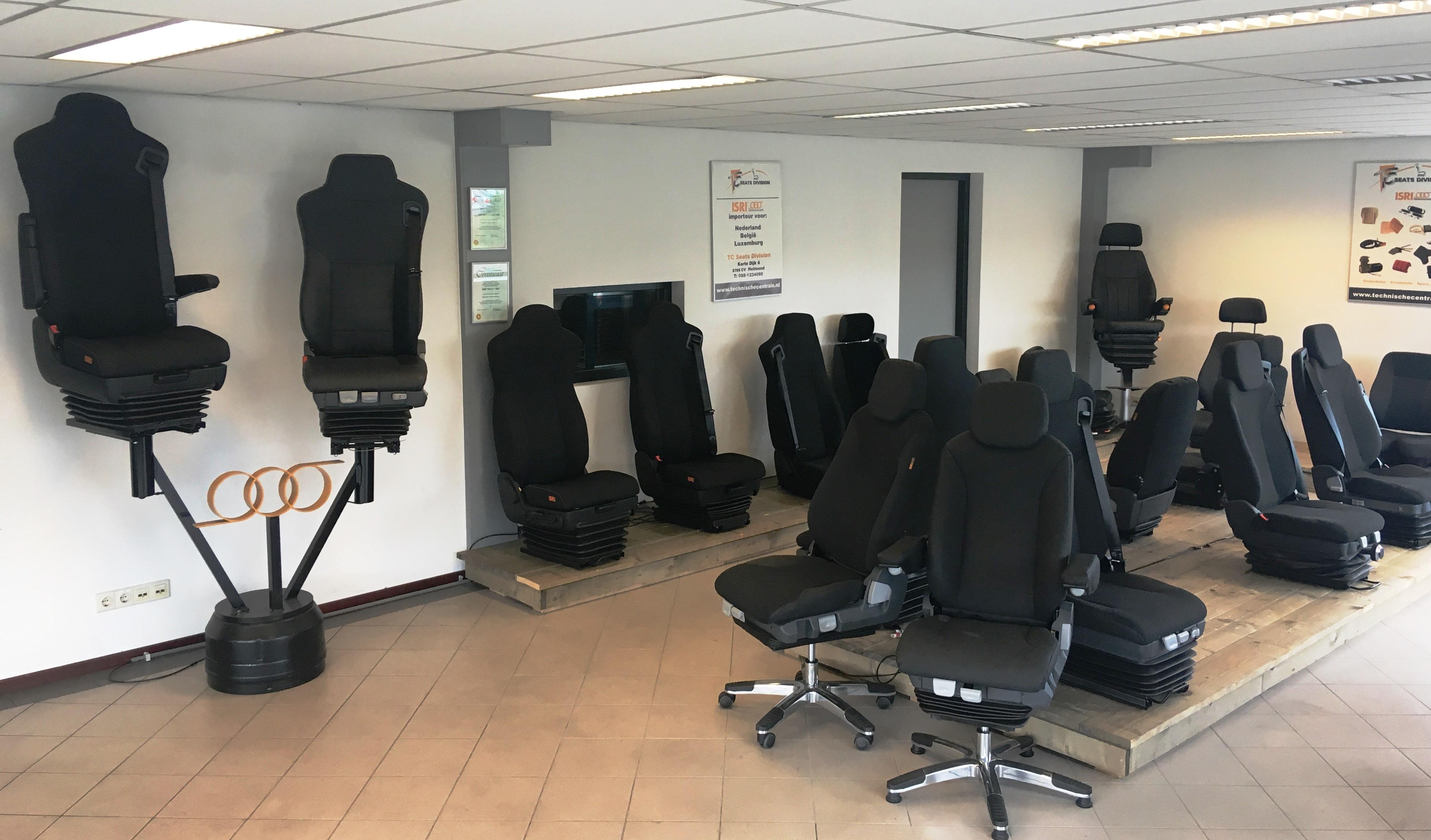 bureau tc seats helmond